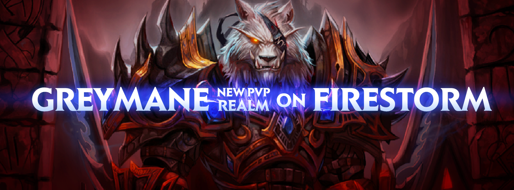 Introducing    Greymane (A PvP Experience Like Never Before)